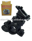 Universal Bicycle Mount for Cell Phone/PDA/GPS,360 degree rotation ,mount size 8cm*6cm