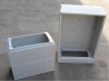 FRP-SMC-press molded cabinet for network or electricity .etc