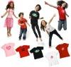 2011 newest children's printed T-shirts