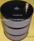 FH-3033NY-A35 with side brass connection filter element for edm