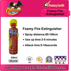 550ml Foaming Auto Fire Extinguisher