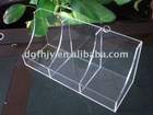 acrylic cd holder,acrylic greeting card holder