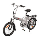 20 inch foldable electric bike TDN102Z PAS lithium battery disc brake