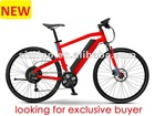 New Model 36V500W Electric bicycle N4