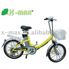 X-F06 foldable mini e-bike