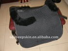 Horse Products Sheepskin Saddle Pad