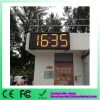 Outdoor LED temperature/outdoor digital led clock