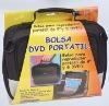 car seat back DVD bag