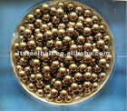 6.35mm coppered bearing steel balls