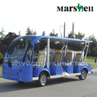 11 Seater luxury sightseeing buses for sale DN-11 with CE certificate from China