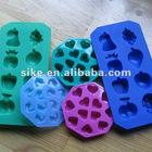 custom silicone ice cube tray