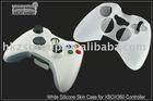 For Xbox360 controller Silicon Case (White)