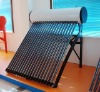 Micher high pressure heat pipe solar water heater