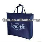 PP foldable environmental friendly promotional gift bag
