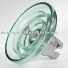 toughened glass suspension insulator