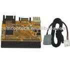 IDE/ SATA Bi-directional Card Converter, bilateral IDE SATA Converter