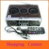 Mini Sound box MP3 player Mobile Speaker boombox FM Radio SD Card reader USB SU12 - Sample
