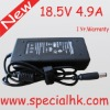 For HP Compaq nx7300 Laptop AC Adapter,18.5V 4.9A 90W HP AC Adapter/Battery Charger
