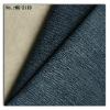 Warp slub denim fabric