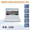 10.2 Inch 1080P Netbook