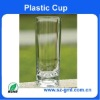 Thickness bottom plastic cup,AS plastic cup