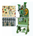 Fully automatic eyeleting machine