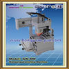 manual one color acrylic board printing machine with ink cup