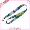 heat transfer polyester lanyard no mini order