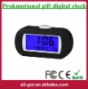Simple and fine digital LED alarm clock with screen projection