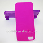 PC case with UV for Iphone 5G