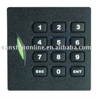 13.56 MHz card Reader with with keypad