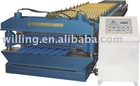 double sheets forming machine