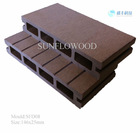 2012 Hot sale WPC outdoor decking (waterproof)-146x25mm