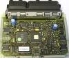 Automobile motor ECU engine control unit encapsulating silicone