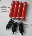 diamond core drill bits for granite, marble,refractory materials,etc