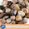 beautiful landscaping pebbles