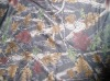 PA PU PVC coated camouflage fabric