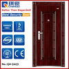 ISO9001 entry steel doors(QH-0403)