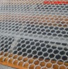 SS 304 hexmesh for fixing refractory materials