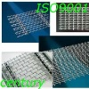 Long slot crimped mesh