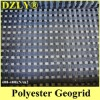warp knitting polyester geogrid with CE certification