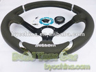 Hot Sale 350mm MOMO Gotham Genuine Leather Racing Steering Wheel