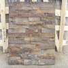 nature stacked culture stone wall cladding tiles
