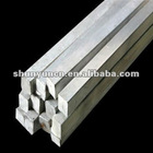 Q235 High quality hot rolled mild square steel(Q345 A36....manufacture)
