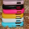 New fashion TPU material colorful protective case for iphone5