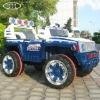 ride on police car with stick shift