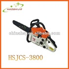 gasoline chain saw 3800 with CE