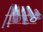 Large diameter clear quartz tube(OD2mm to 420mm)