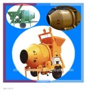 High Quality Self Loading Portable Concrete Mixer
