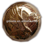 eagle metal button